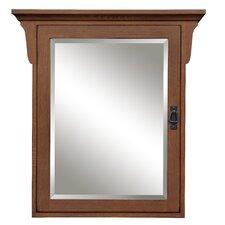 "Mission Oak 30"" x 32"" Surface Mount Cabinet"