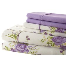 Palazzo Home Sheet Set in Lavender