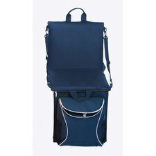 Stadium Backpack Chair with Insulated cooler