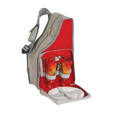 Fiesta Picnic 2 Person Sling Backpack