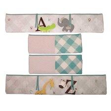 A to Z Nursery Versatile Bumper