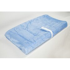 Soft Boa Changing Table Cover