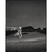 Limited Edition 'Night Paper: Skyler in Denver' by Matt Hill Photographic Print