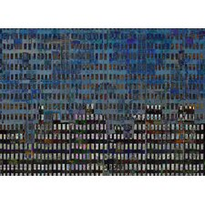 Limited Edition 'Windows 6' by Andy Mercer Graphic Art