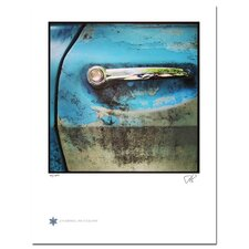 Limited Edition 'Blue Truck 02' by Jon Bidwell Photographic Print