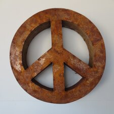 Peace Sign Wall Décor