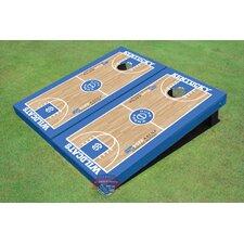 University of Kentucky Rupp Arena Matching Basketball Court Cornhole Board (Set of 2)
