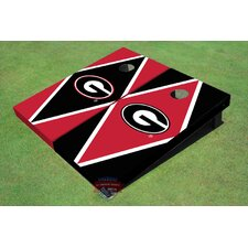 "NCAA University Of Georgia ""G"" Diamond Cornhole Board (Set of 2)"