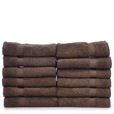 Luxury Hotel and Spa Towel 100% Genuine Turkish Cotton Wash Cloth (Set of 12)