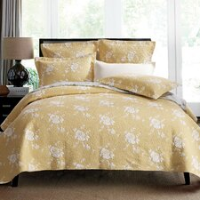 Rose Melody Luxury Hand Made Quilt Collection