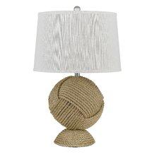 "Reynosa 3 Way 27"" H Table Lamp with Empire Shade"