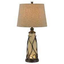 "Taylor 3-Way 29.5"" H Table Lamp with Empire Shade"