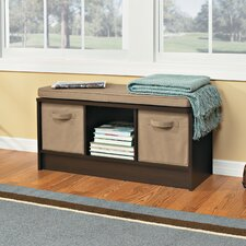 Cubeicals 3 Cube Storage Bench