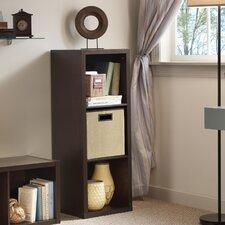 Decorative Storage 43.9'' Standard Bookcase
