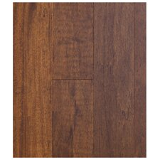 "3"" Engineered African Magnolia Hardwood Flooring in Latte (Set of 10)"