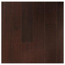 """3-1/2"""" Engineered Brazilian Cherry Hardwood Flooring in Espresso (Set of 10)"""