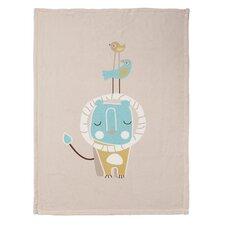 Lion Plush Blanket