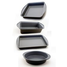 EarthChef 4 Piece Bakeware Set