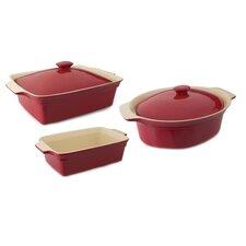 Geminis 3 Piece Bakeware Set