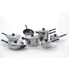 CookNCo 14-Piece Cookware Set