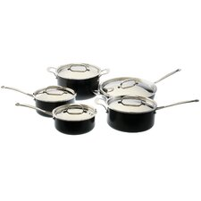 Earthchef Acadian 10-Piece Cookware Set