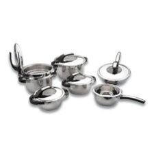 Virgo 12-Piece Cookware Set