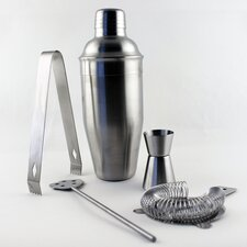 Studio 5 Piece Barware Set