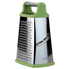 CookNCo 4 Side Grater with Handle