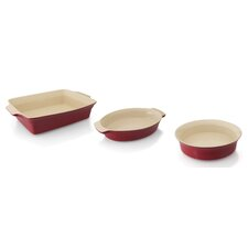 Geminis Basic 3 Piece Bakeware Set