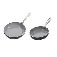 Boreal II Aluminum Non-Stick Cookware Set (Set of 2)