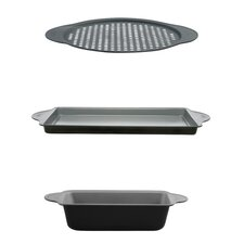 EarthChef 3 Piece Bakeware Set