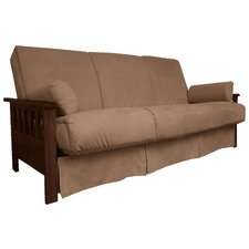 Berkeley Perfect Sit N Sleep Futon and Mattress
