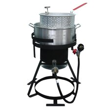 Fish and Wing Outdoor Fryer Kit