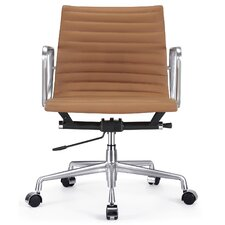 Leather Executive Managerial Chair