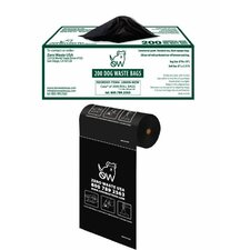 Refill Dog Waste Roll Bag (Case of 2000)