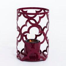 Mediterranean Outdoor Steel Lantern