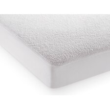 Comfort Terry Hypoallergenic, Waterproof and Breathable Crib Mattress Protector