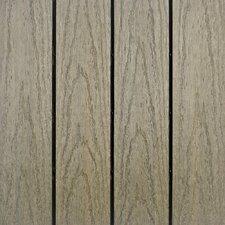 "Naturale Composite 12"" x 12"" Interlocking Deck Tiles in Roman Antique (Set of 10)"