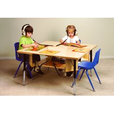 Multi-purpose Listening Table