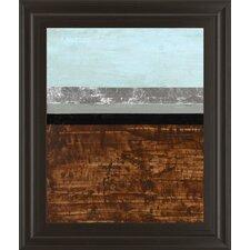 Textured Light I by Natalie Avondet Framed Painting Print