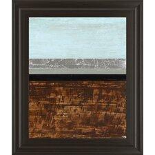 Textured Light II by Natalie Avondet Framed Painting Print
