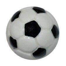 Soccer Ball Cabinet Knob