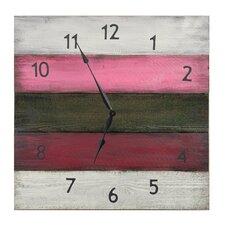 "Dark Rose 27"" Oversized Wall Clock"