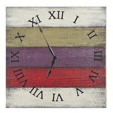 "Roman Orchard 27"" Oversized Wall Clock"