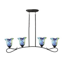Morgan 4 Light Kitchen Island Pendant