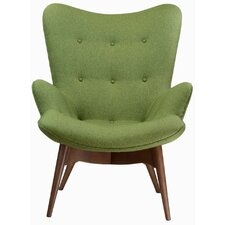 Featherston Style Contour Arm Chair