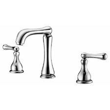 Double Handle Deck Mounted Faucet