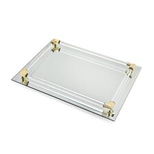 Mirrored Serving Tray