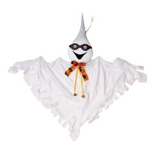 Hanging Halloween Ghost with Mask
