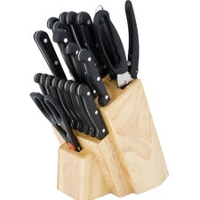 21 Piece Knife Block Set